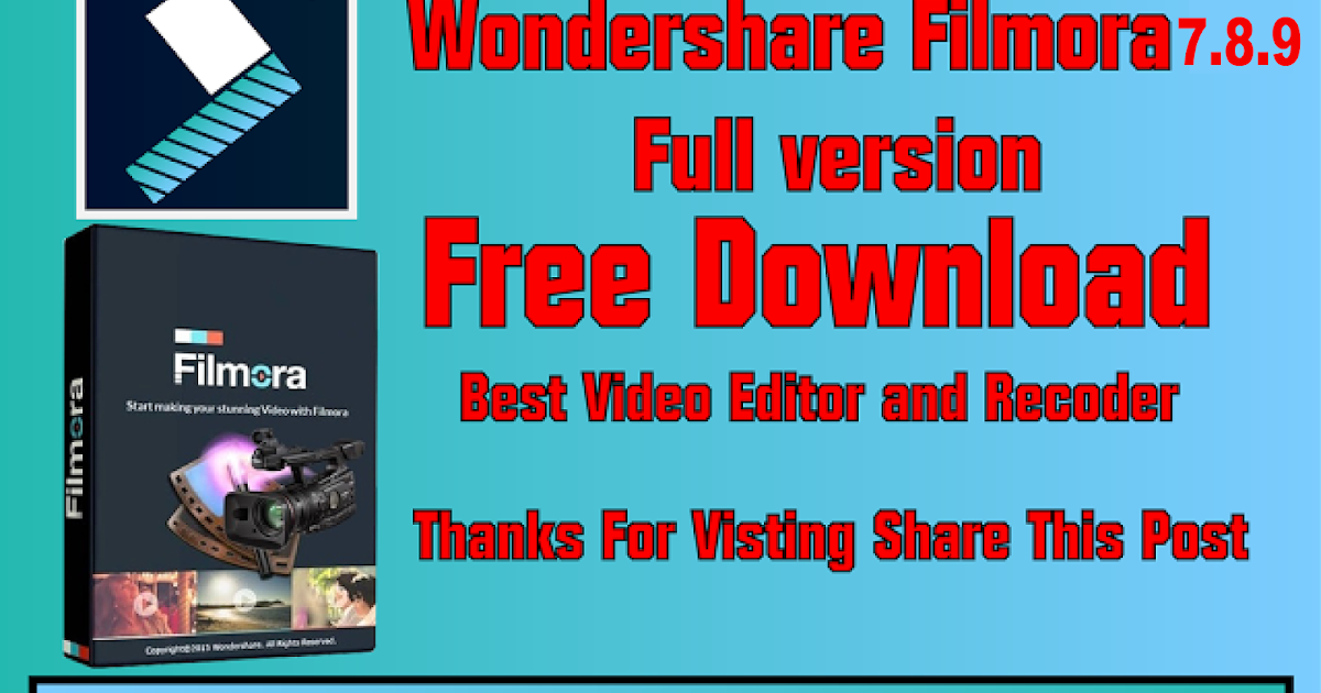 filmora windows 7 64 bit download