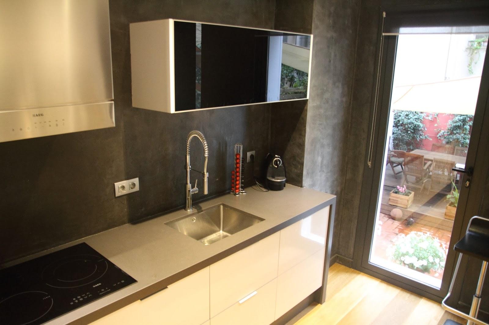 Federico centarti studio reforma integral vivienda 90 - Reforma piso completo barcelona ...