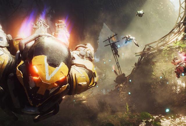 شاهد بالفيديو 20 دقيقة لطريقة اللعب من إصدار Anthem و التي تم عرضها حصريا للصحفين في معرض E3