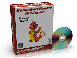 برنامج تصميم البوسترات 2017 RonyaSoft Poster Designer تحميل مجانا