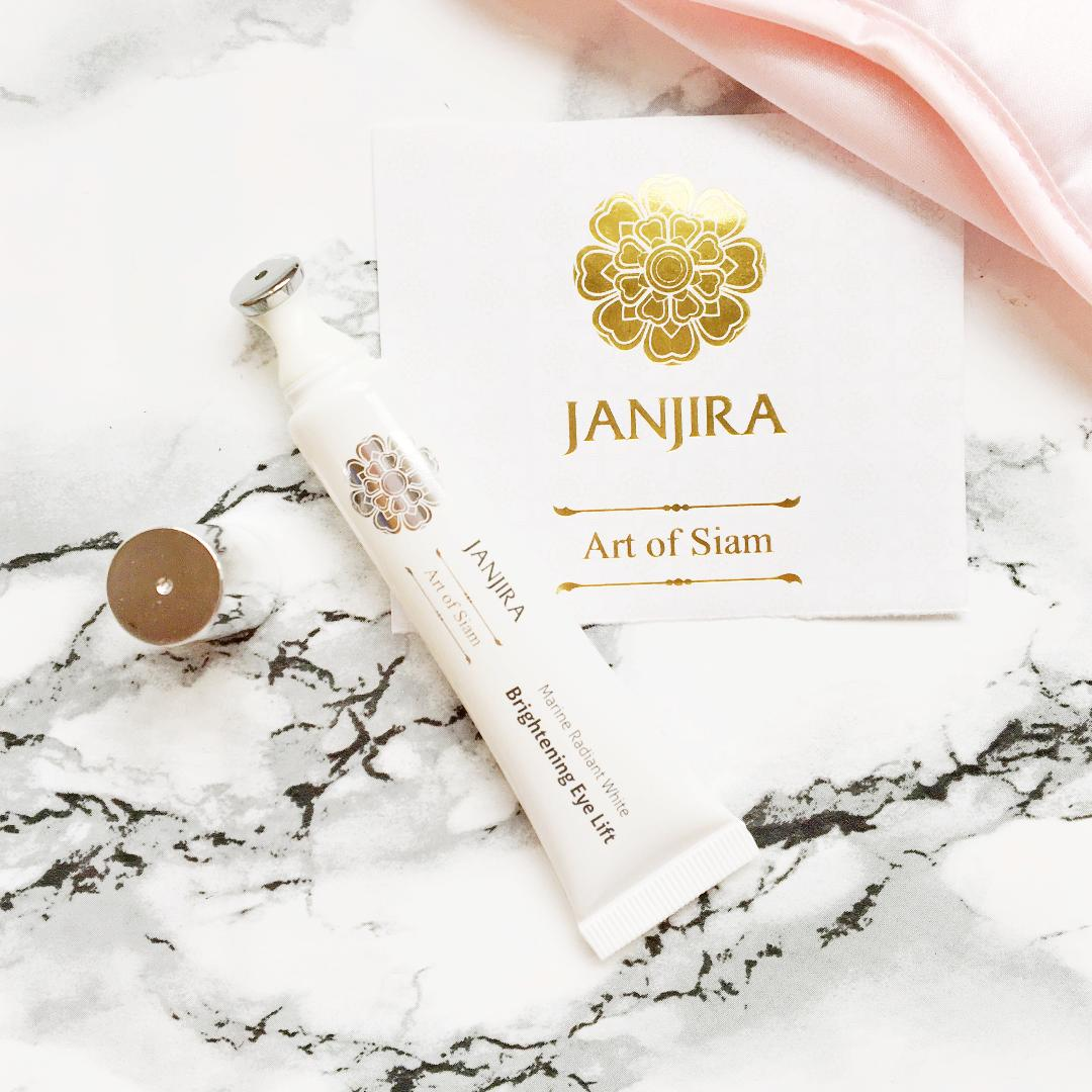 Janjira Marine Radiant White Brightening Eye Lift Review