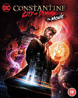 Thành Phố Quỷ - Constantine City of Demons: The Movie
