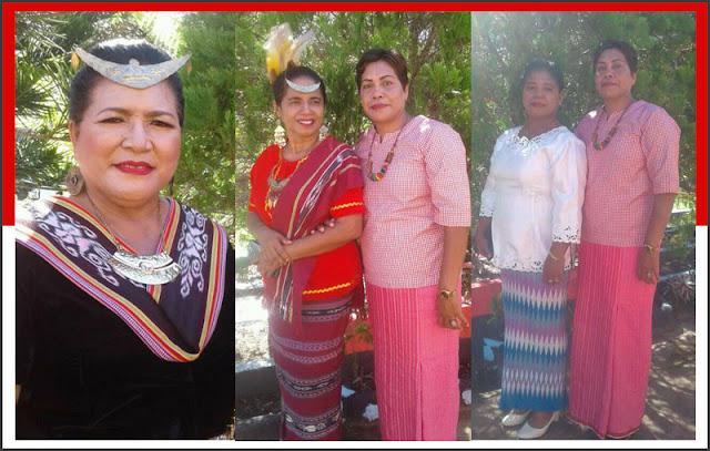 Gambar Pakaian Adat Maluku