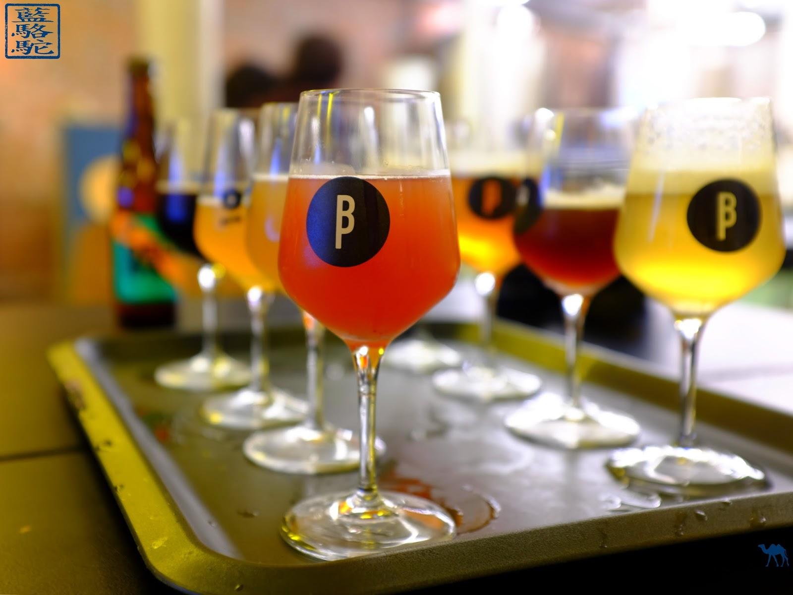 Le Chameau Bleu - Dégustation de bières- Bruxelles Belgique