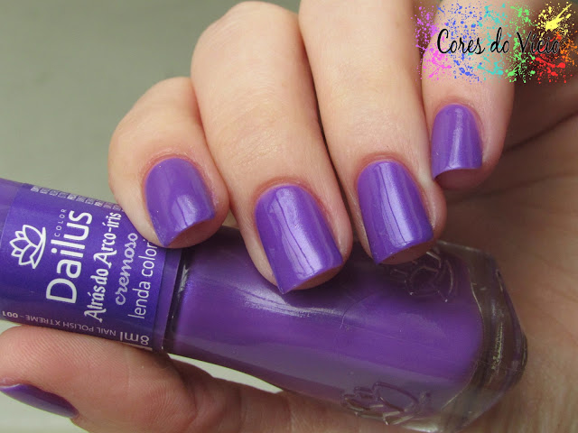 Esmalte Lenda Colorida Dailus Color