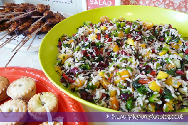 Empire Rice Salad - Diamond Jubilee