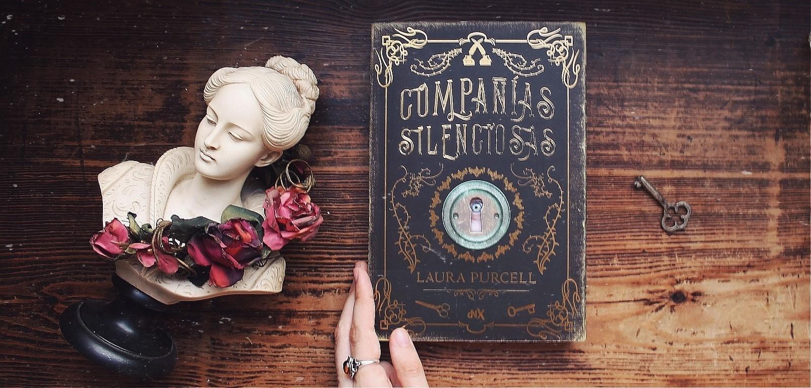 Compañías silenciosas · Laura Purcell