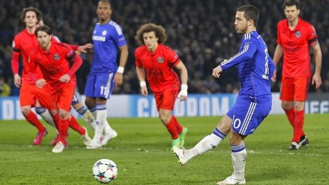 Chelsea Gagal Lolos Ke Seperempat Final Liga Champion 2015