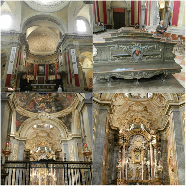 O que ver em Ravenna (Itália) além dos mosaicos? Catedral de Ravenna - Basílica Ursiana