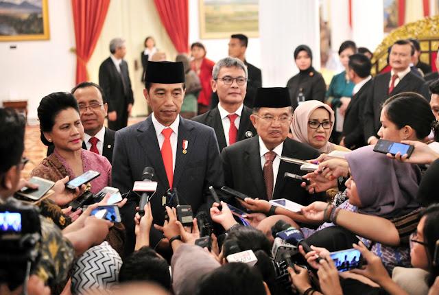 Atasi Tingginya Harga Tiket Pesawat, Presiden Jokowi Minta Harga Avtur Dihitung Lagi