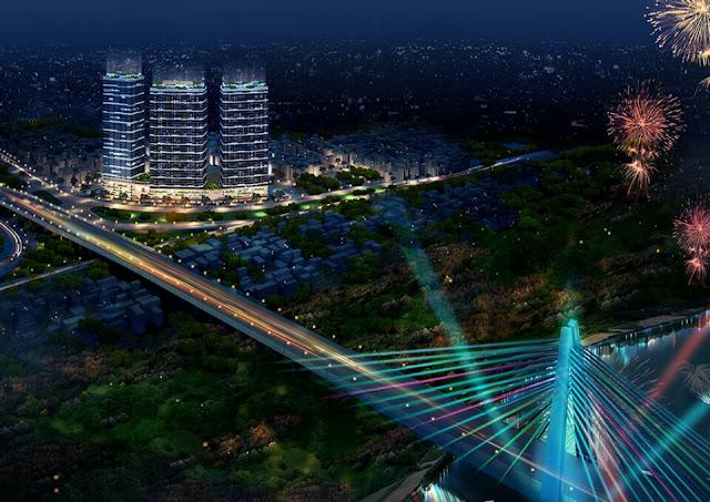 Chính thức ra mắt chung cư Intracom Riverside 8 Vĩnh Ngọc