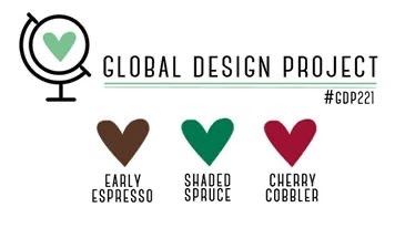 Jo's Stamping Spot - Global Design Project #221