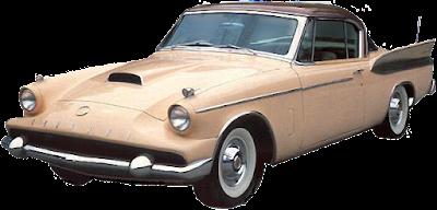 1958 Studebaker Packard Hawk
