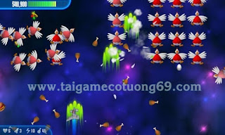 game ban ga, chơi game bắn ga, download game ban ga.