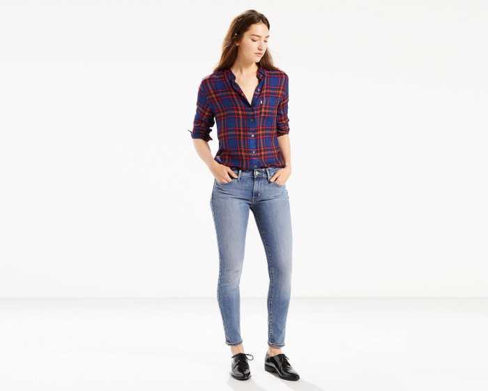 Jeans Ketat