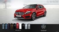 Mercedes GLA 250 4MATIC 2015 màu Đỏ Jupiter 589