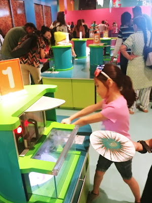 Melt and Mold at Crayola Experience