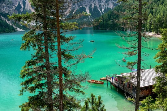 Pragser Wildsee, South Tyrol