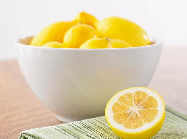 الليمون يخلّصك من السيلوليت