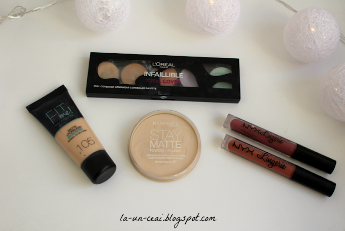 Maybelline Fit Me Matte & Poreless - Review