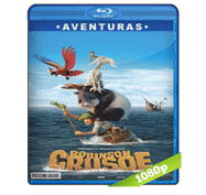Las locuras de Robinson Crusoe (2016) Full HD BRRip 1080p Audio Dual Latino/Ingles 5.1