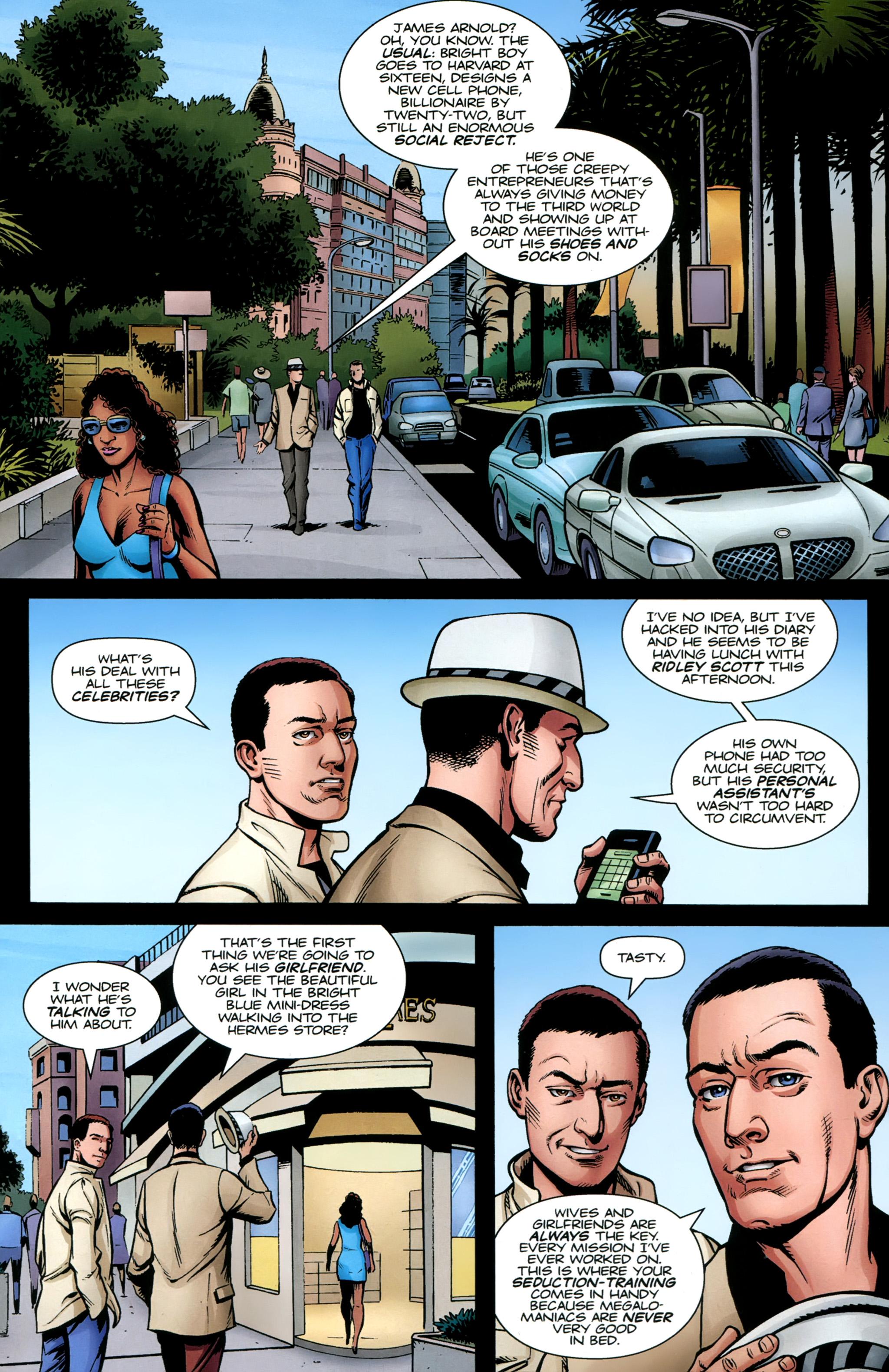 Read online Secret Service comic -  Issue #5 - 16
