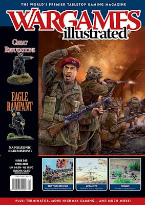 Wargames Illustrated 342, April 2016