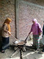 PD3AP2KB Kabupaten Bima Sosialisasi PUG di Desa Ambalawi