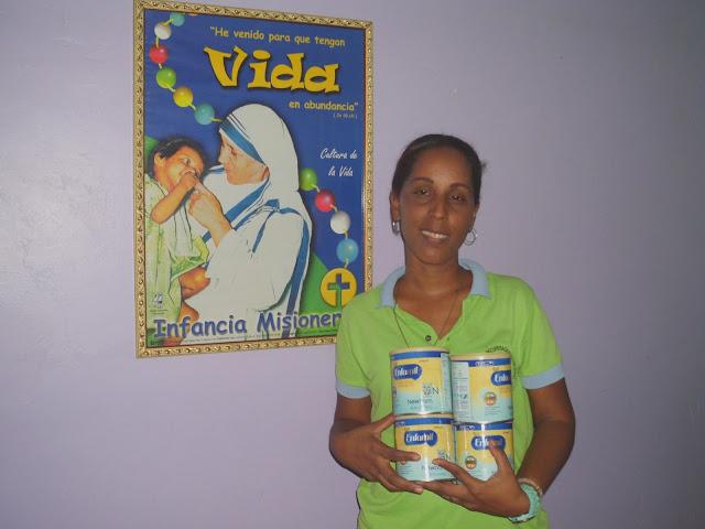 Centro Nutricional María Teresa de Calcuta pide con urgencia donaciones de alimentos y medicinas para niños de 0 a 6 años en Apure.