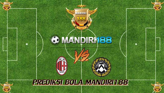 AGEN BOLA - Prediksi AC Milan vs Udinese 17 September 2017