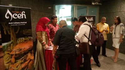 Pesona Cahaya Aceh Ramaikan Indonesia Festival 2018
