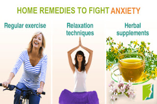 Home Remedies for Anxiety, Freeing Yourself of the Stress