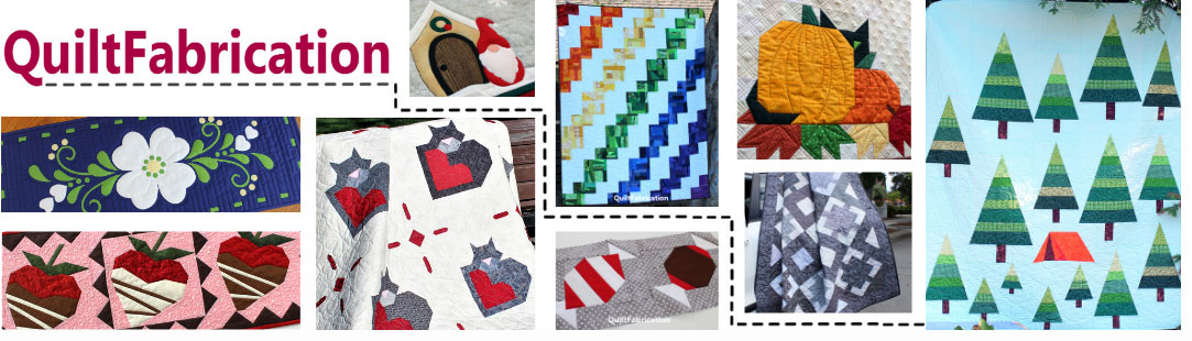QuiltFabrication | Top rated quilting blog