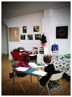 holiday pop-up workshop