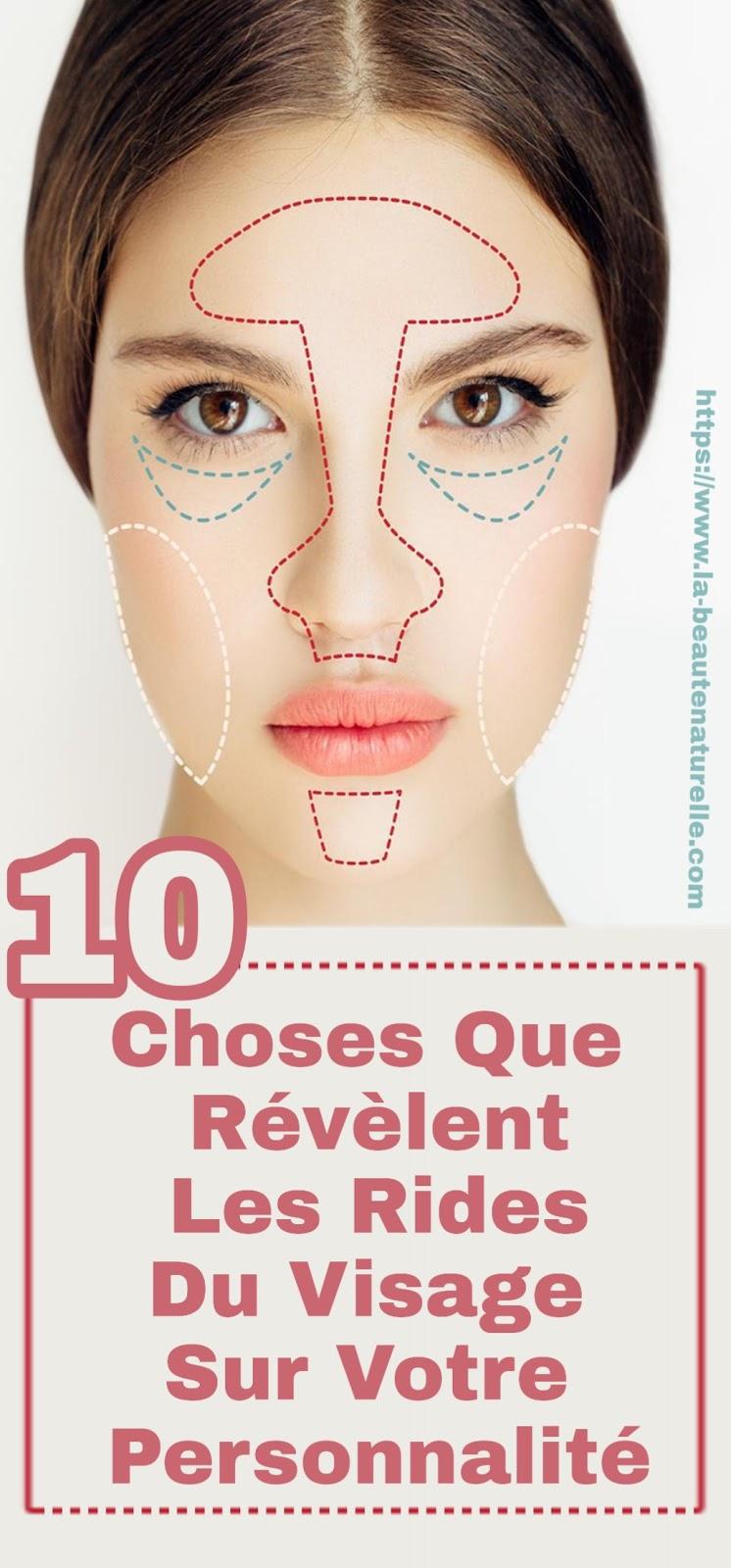 10 Choses Que Révèlent Les Rides Du Visage Sur Votre Personnalité