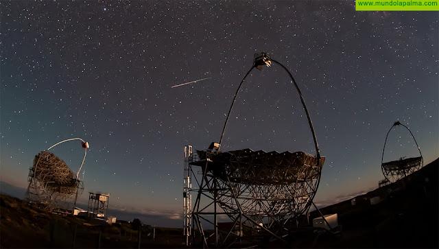 El Cabildo impulsa el programa de divulgación astronómica para promocionar las peculiaridades del cielo palmero entre la ciudadanía