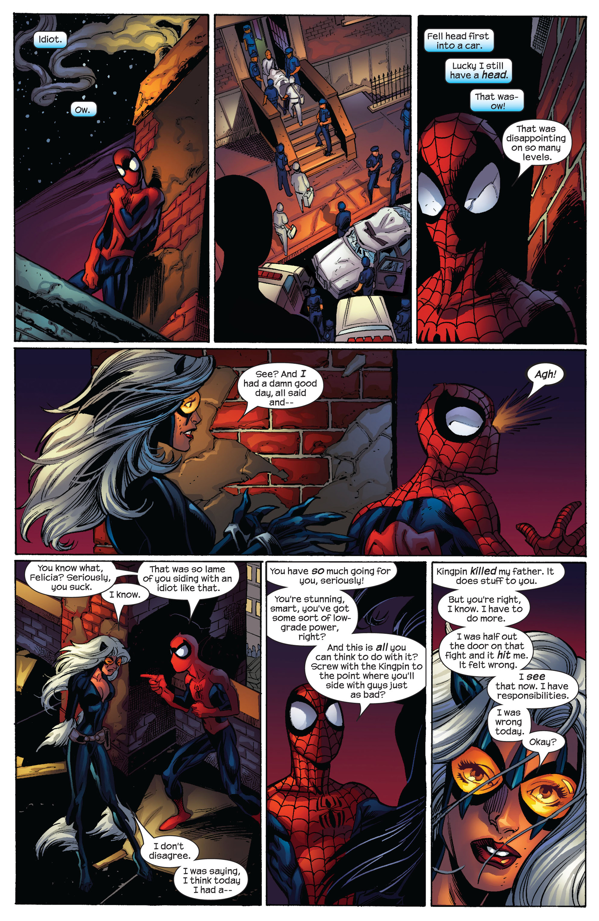 Read online Ultimate Spider-Man (2000) comic -  Issue #85 - 15