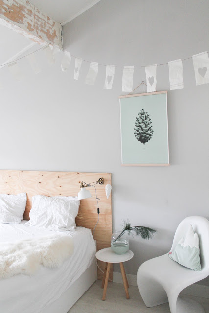 Moodboard Slaapkamer Maken Scandimagdeco Le Blog: Scandinavian Bedrooms Ideas