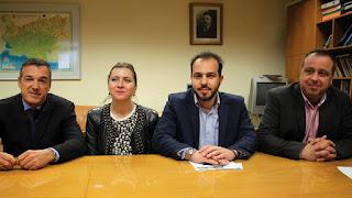 Συνεργασία της Περιφέρειας ΑΜ-Θ με την Aegean Airlines για τον τουρισμό
