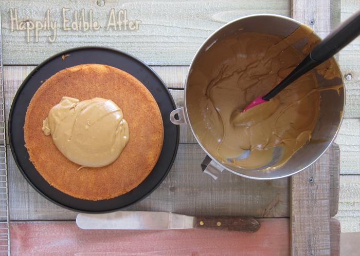America Test Kitchen Caramel Cake Recipe