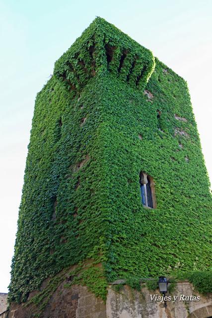 Torre de los Sande, Cáceres