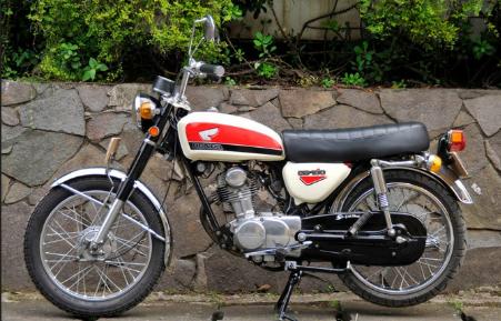 informasi yang mengenai motor klasik honda CB