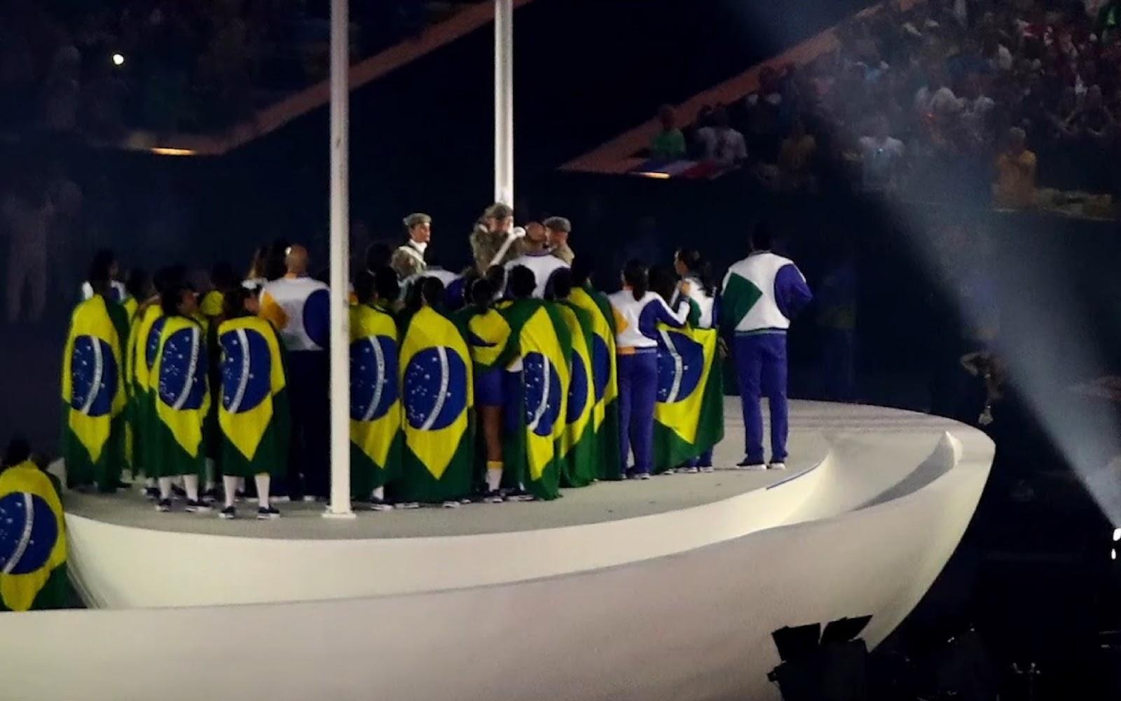 RIO OLYMPICS OPENING CEREMONY 20