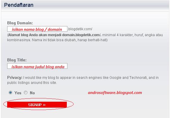 gambar cara daftar blog di blogdetik 3