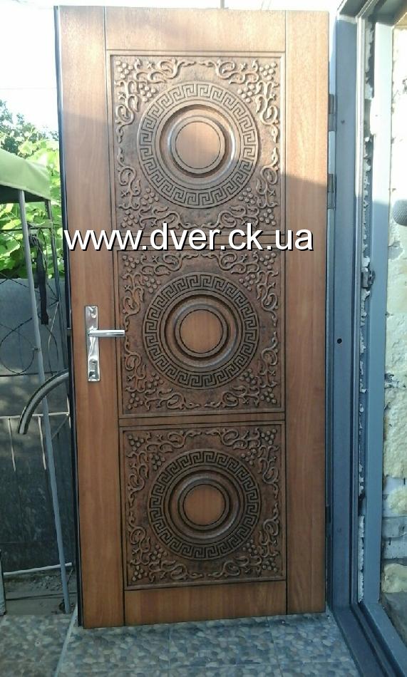 заказать металлическую входную дверь к 80