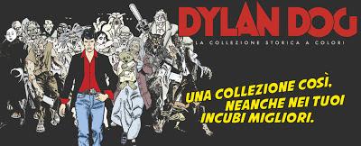 Dylan Dog la collezione storica a colori