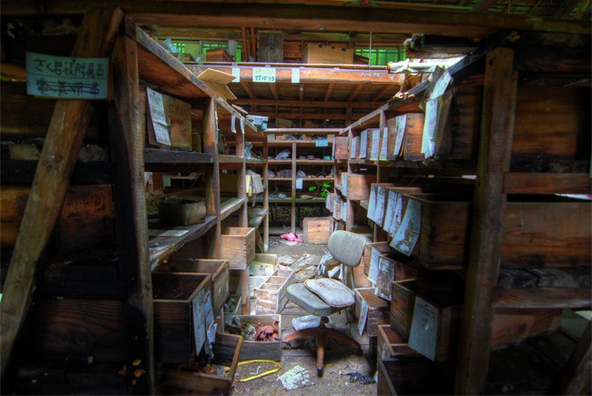 Assignment List Old Pottery Storage Room