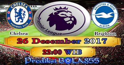 Prediksi Bola855 Chelsea vs Brighton & Hove Albion 26 Desember 2017