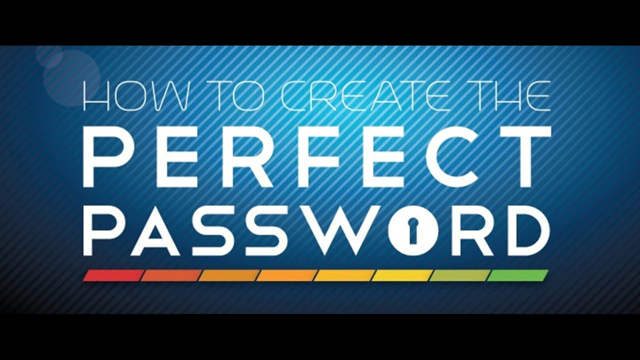 How to choose a strong password?