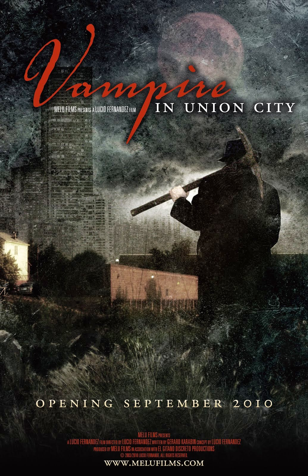 """Vampire in Union City"""